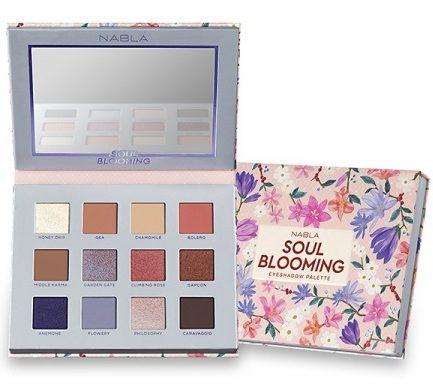 Nabla Eye shadow palette - Soul Blooming Eyeshadow Palette