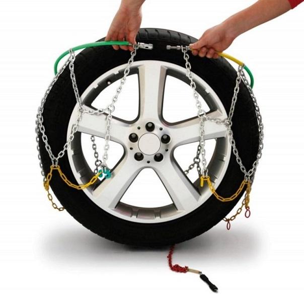 Car tire chains